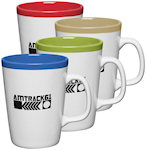 16oz Two Tone Java Mugs